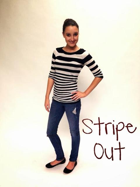 Stripe Out