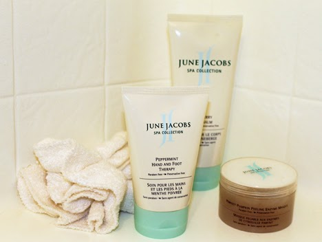 June Jacobs Spa Collection Review