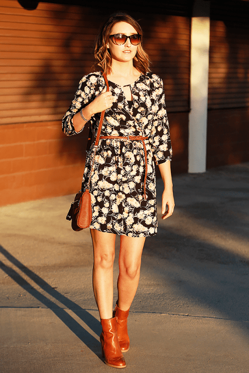 Fall Transition: Floral Vibes