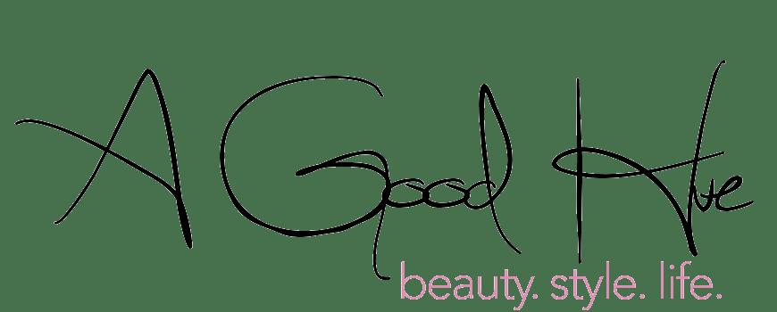 A Good Hue Blog Logo