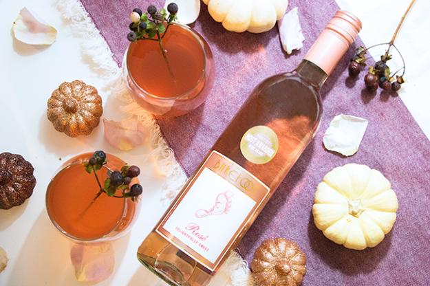Barefoot Rosé Harvest Cocktail Recipe