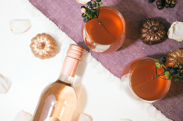 Barefoot Rosé Harvest Cocktail Recipe