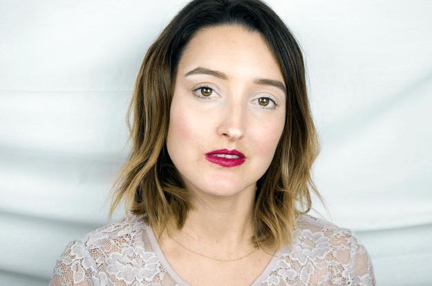 Winter Lipstick Favorites: Glo Skin Beauty Lipstick in Date Night | A Good Hue