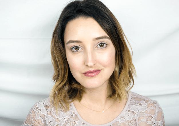 Winter Lipstick Favorites: Glo Skin Beauty Lipstick in Pillow Talk | A Good Hue
