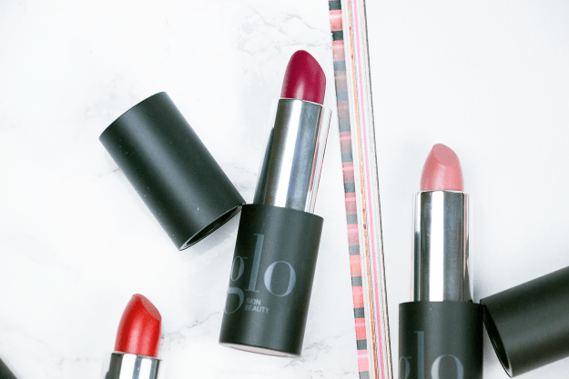 Winter Lipstick Favorites: Glo Skin Beauty Lipstick in Date Night | A Good Hue