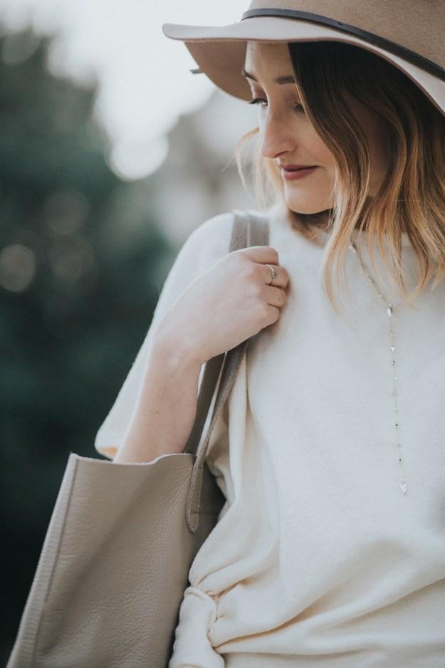 Dainty Details: Kendra Scott Necklace | A Good Hue