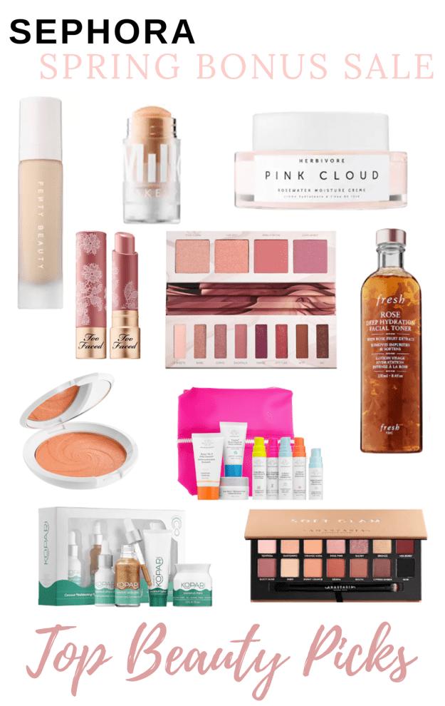 Top Beauty Picks from the 2018 Sephora Spring Bonus VIB Sale   A Good Hue