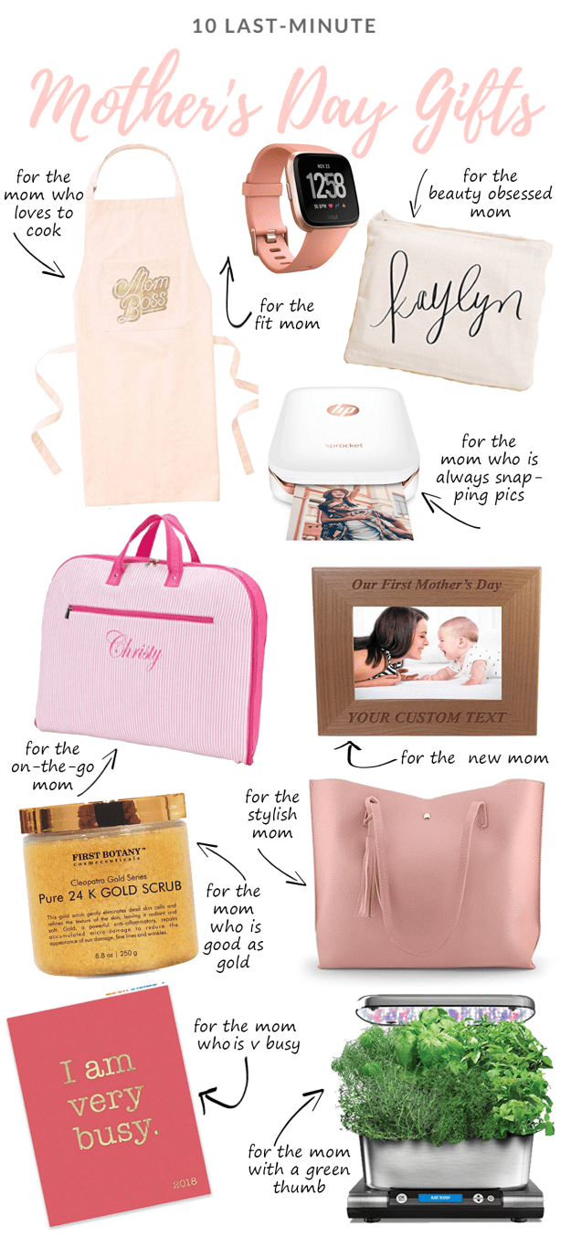 Last Minute Mother's Day Gift Ideas from Amazon | A Good Hue