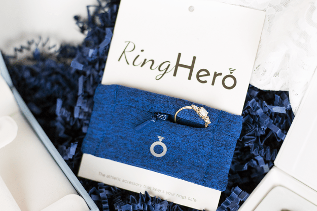 Must-Have Wedding and Bridal Essentials: RingHero Ring Storage | A Good Hue