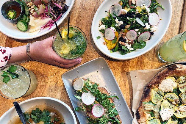 Spring Tasting Menu at True Food Kitchen | A Good Hue