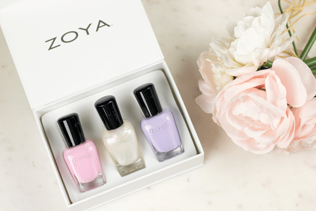 Must-Have Wedding and Bridal Essentials: Zoya Nail Polish | A Good Hue