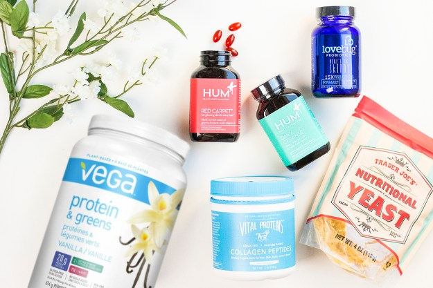 Top 5 Supplements for Staying Balanced:   A Good Hue