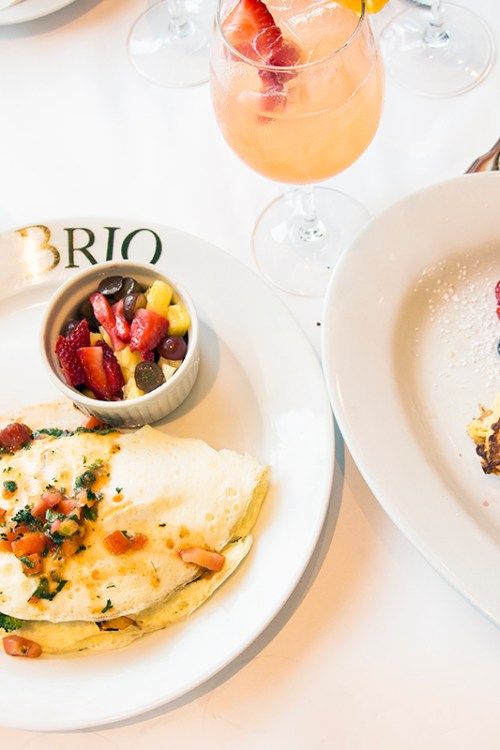 Girls' Brunch Date at Brio Tuscan Grille