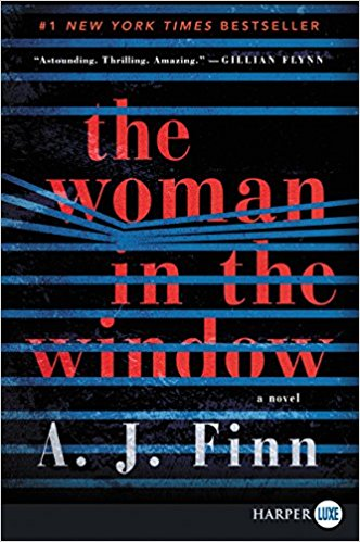 Summer Readying List: The Woman In the Window   A Good Hue