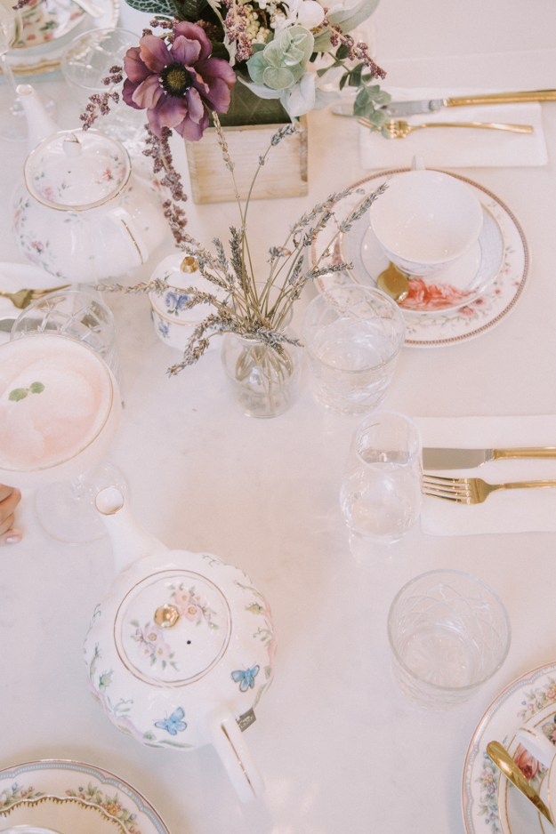 A Bridesmaid Proposal and Afternoon Tea | A Good Hue