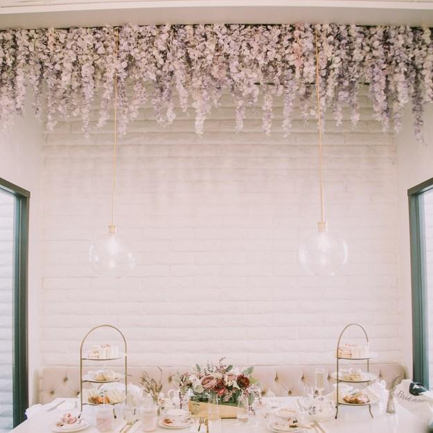 A Bridesmaid Proposal and Afternoon Tea   A Good Hue