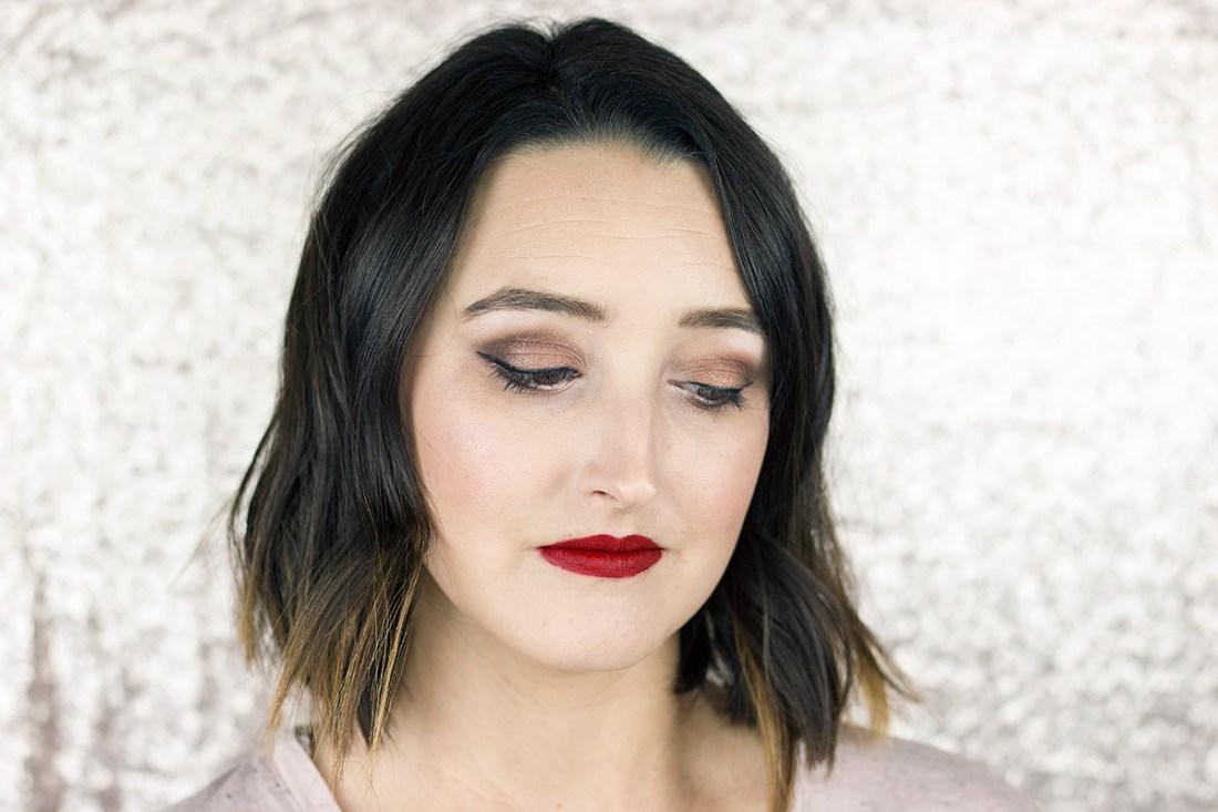 New Year's Eve Makeup 2018 | A Good Hue