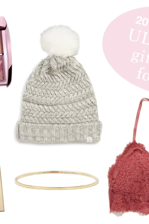 2018 Holiday Gift Guide for Her + GIVEAWAY
