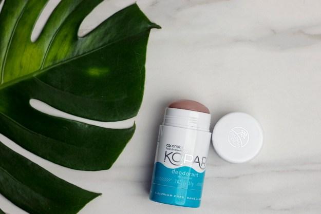 The Best Natural Deodorant: Kopari Coconut Oil Deodorant | A Good Hue