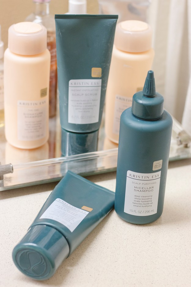 Review: Kristin Ess Scalp Collection   A Good Hue