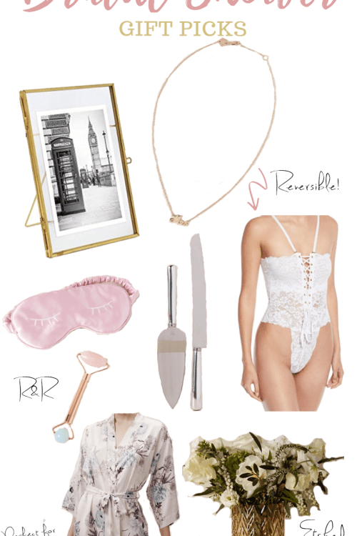 7 Bridal Shower Gifts from BHLDN