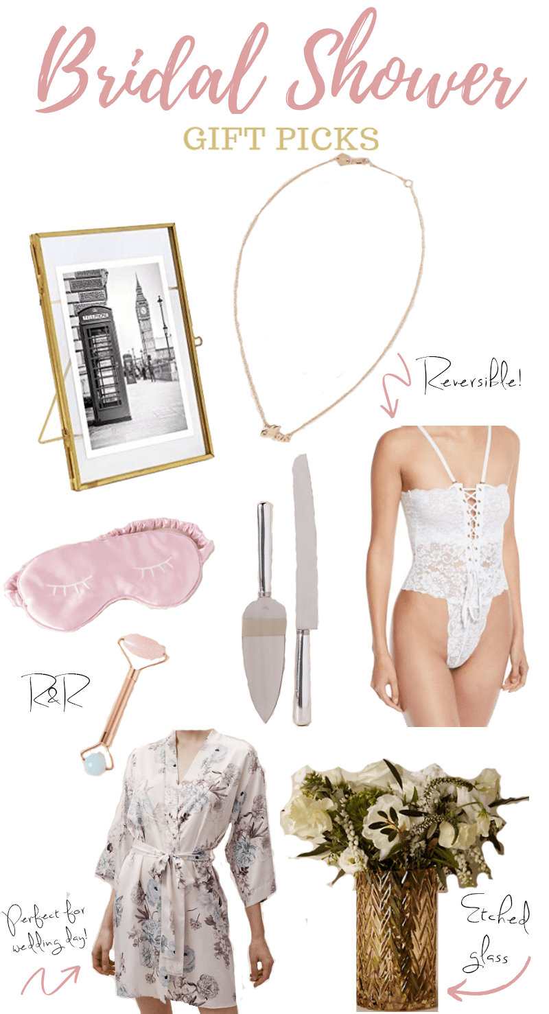Bridal Shower Gifts from BHLDN | A Good Hue