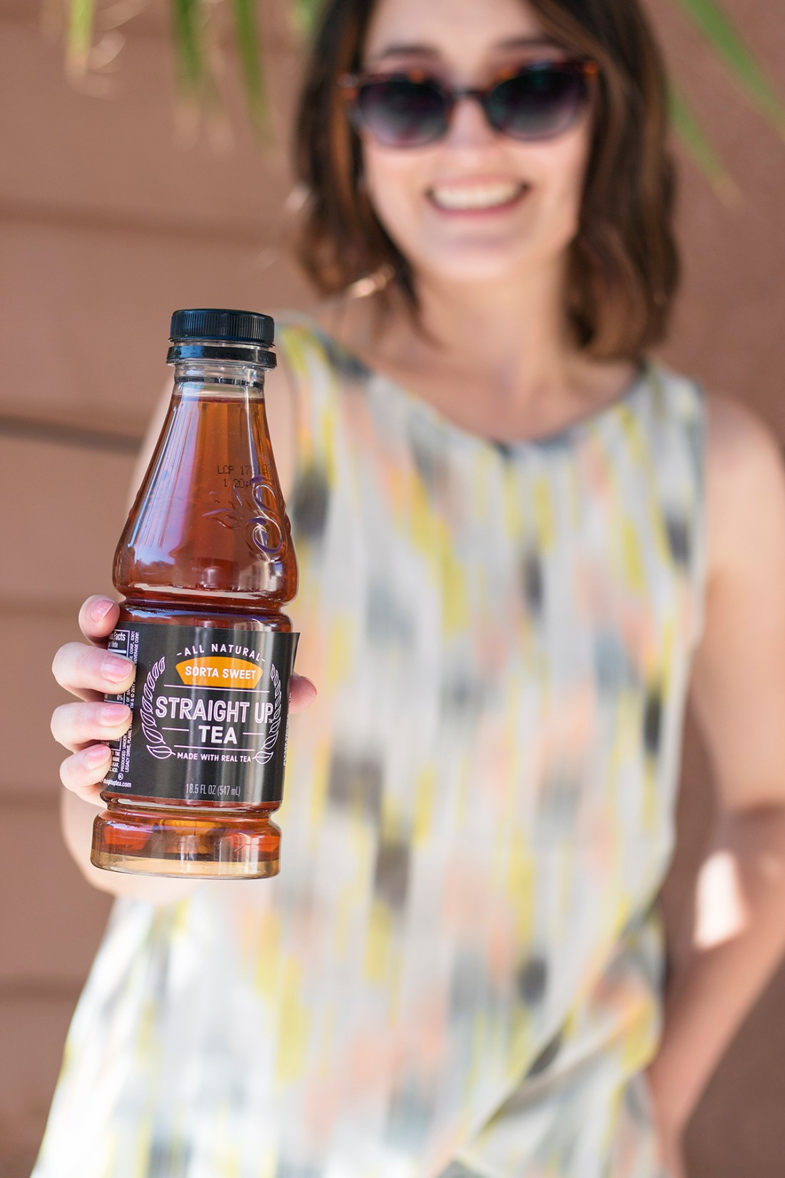 Summer Must-Have: Straight Up Tea