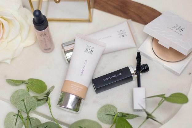 CLOVE & HALLOW Makeup Review | A Good Hue