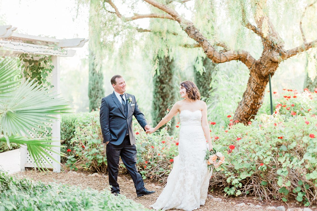 Our Wedding Ceremony at Abbott Manor | A Good Hue
