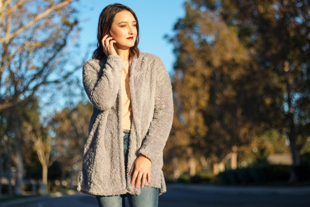 Fall Winter Cardigan | A Good Hue