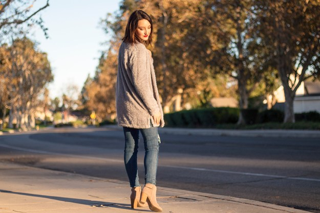 Soft Cardigan from Ellen Tracy Lounge Collection | A Good Hue