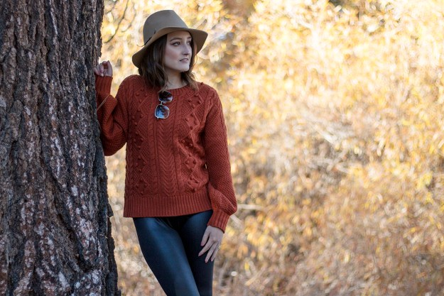 Fall Outfit Inspiration | A Good Hue Blog
