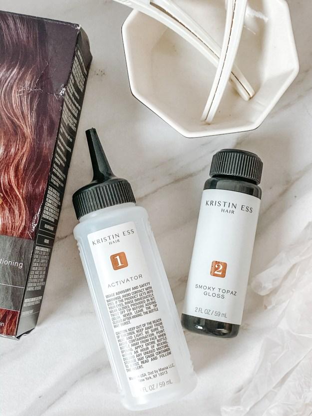 Kristin Ess Hair Gloss Review | A Good Hue
