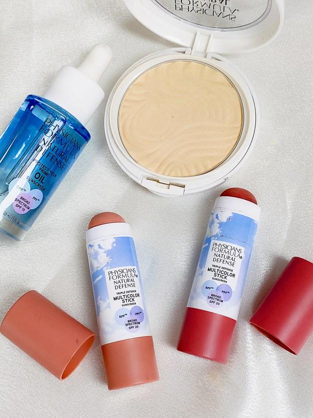 Physicians Formula Natural Defense Makeup   A Good Hue