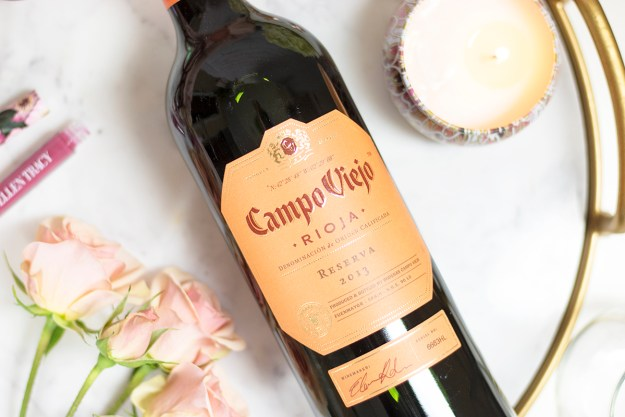 Pernod Ricard Campo Viejo Reserva for Valentine's Day | A Good Hue