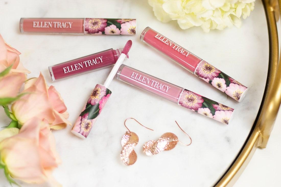 Ellen Tracy Rosy Nudes Lip Gloss Set | A Good Hue