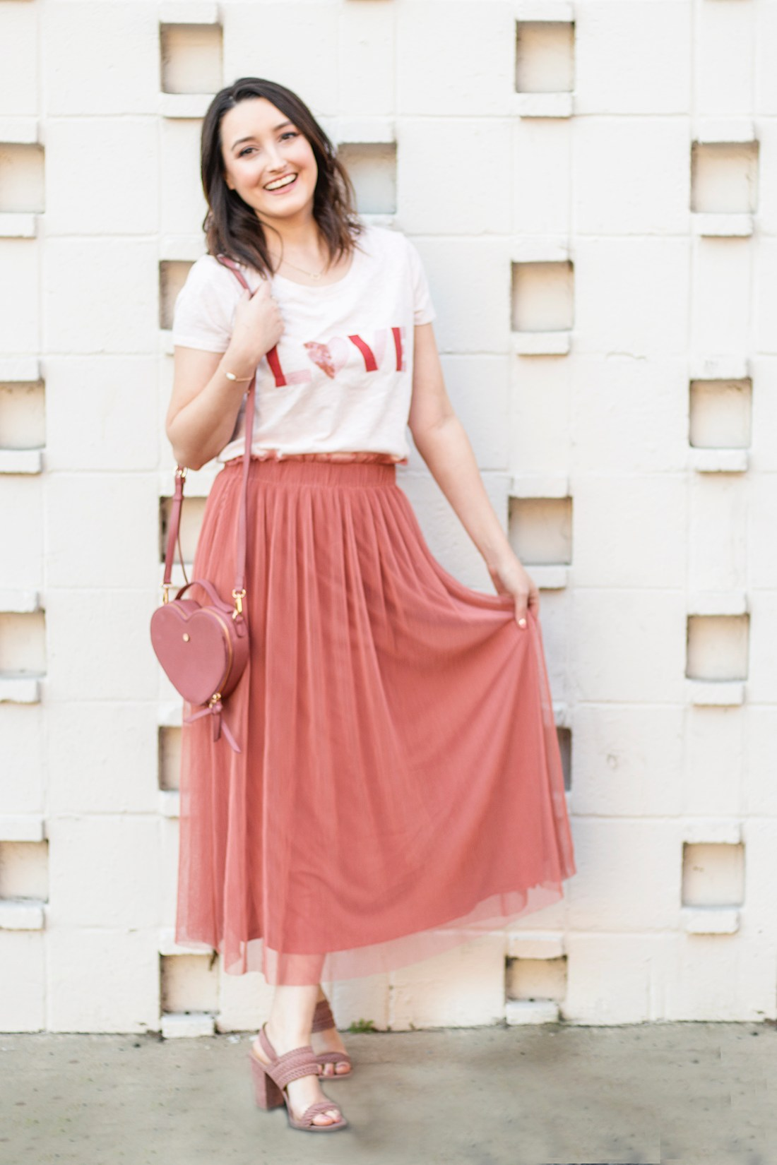 Affordable Valentine's Day Outfit | A Good Hue