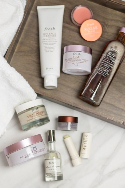 Fresh Beauty Skincare Favorites for Spring