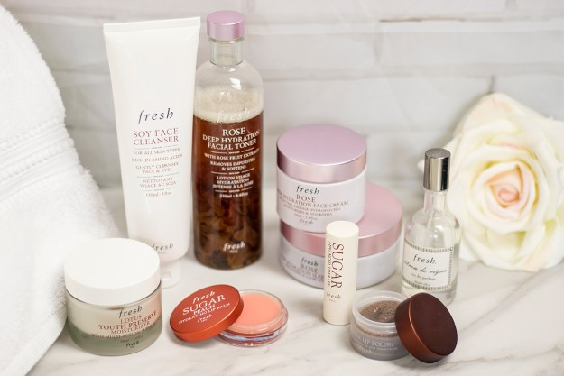 Fresh Beauty Skincare Favorites for Spring | A Good Hue