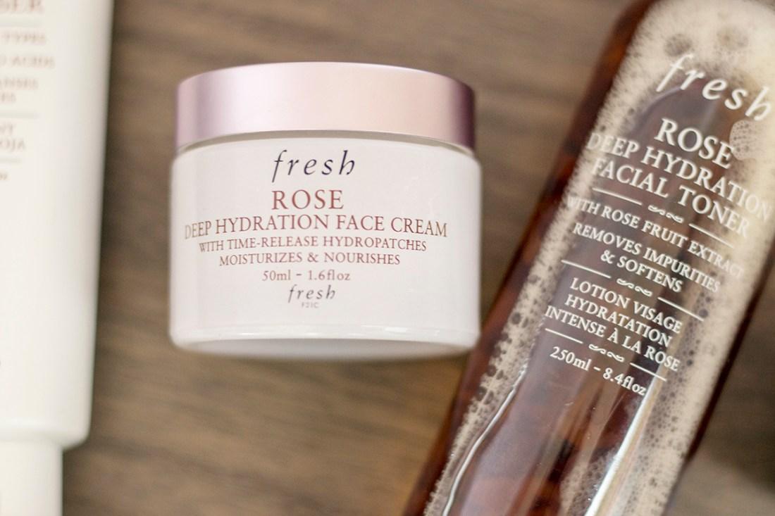 Review: Fresh Rose Deep Hydration Face Cream | A Good Hue