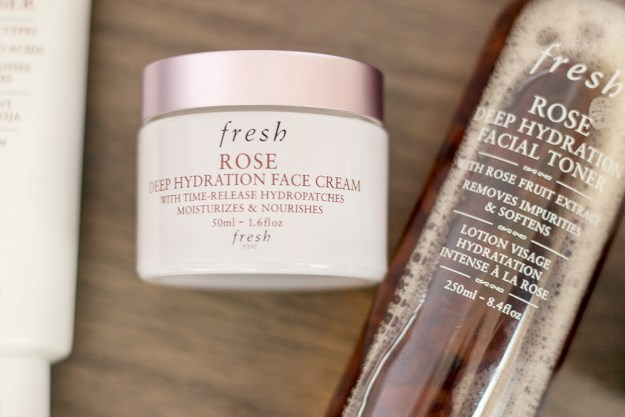 Review: Fresh Rose Deep Hydration Face Cream | A Good Hue