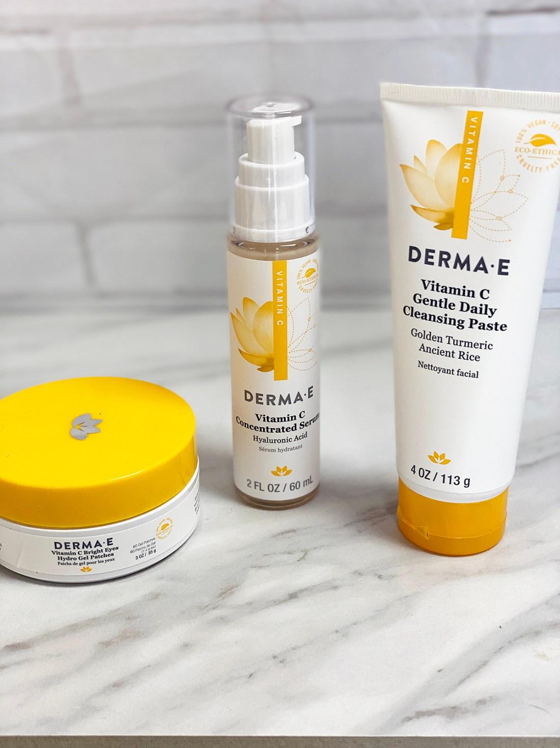 DermaE Vitamin C Collection   A Good Hue