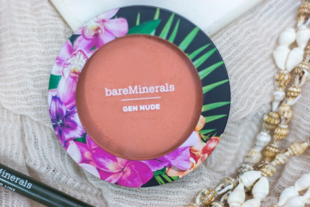 Bare Minerals Beauty of Nature Gen Nude Blush | A Good Hue