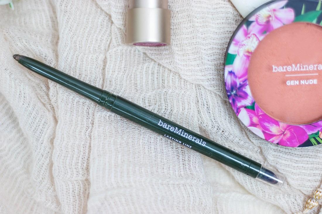 Bare Minerals Lasting Line Eyeliner | A Good Hue