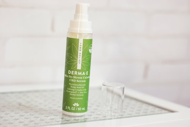 Derma-E Skin De-Stress Calming CBD Serum | A Good Hue