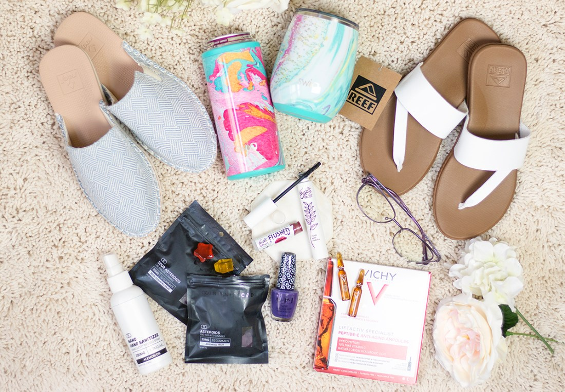 Must-Have Pick Me Up's for Spring with Babbleboxx | A Good Hue