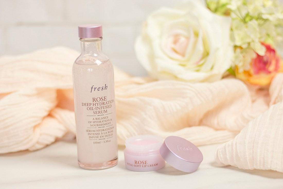 Fresh Rose Deep Hydration Oil- Infused Serum | A Good Hue
