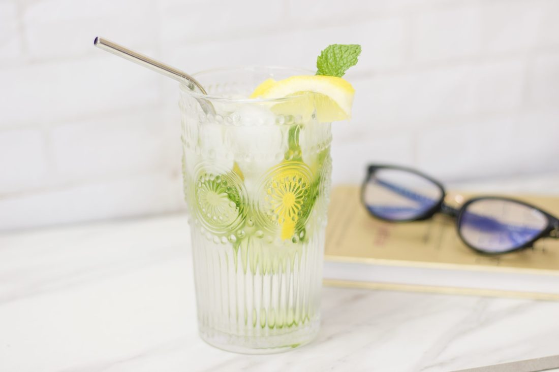 Drink Water for Healthy Skin | A Good Hue