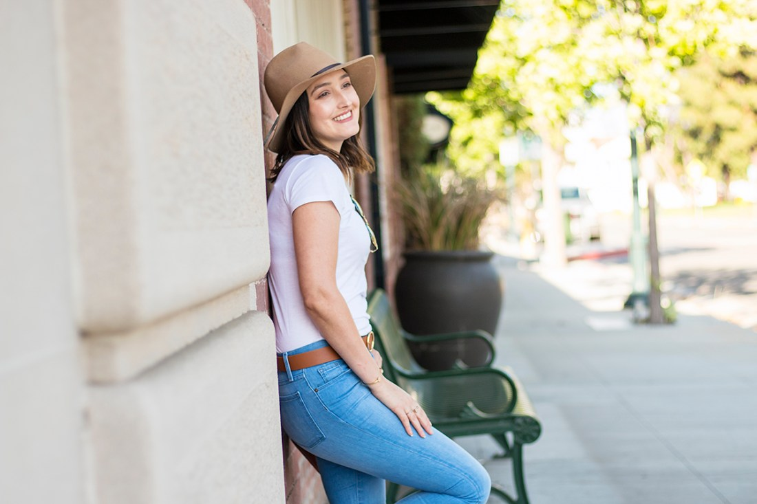Cute Casual Outfit | A Good Hue