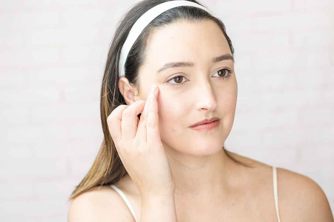 Eye Cream Application Tips | A Good Hue